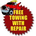 Transmission Problems? Free Towing in San Antonio, TX